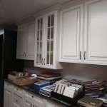 Samples of White Cabinets