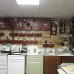 Hardware and cabinets