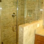 Shower bath remodel