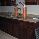 Cabinets and hardware